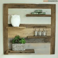 Wood Shelf Designs by 12 Free Shelf Plans To Spruce Up Your Home