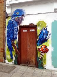 Mural Artist by Graffiti Animals Characters London Graffiti Mural Artist