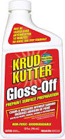 amazon com krud kutter go32 gloss off prepaint surface