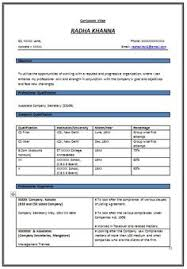sle resume formats for experienced simple resume format pdf simple resume format simple