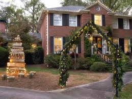 home made outdoor christmas decorations 30 outdoor christmas decorations decoholic