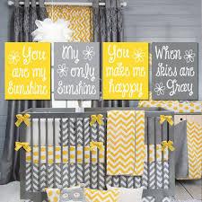 Yellow And Gray Nursery Decor Best Nursery Rhyme Nursery Decor Products On Wanelo