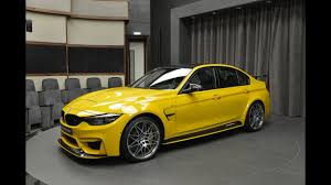 Bmw M3 Yellow Green - speed yellow bmw m3 2017 youtube