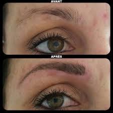 tatouage sourcils poil par poil microblading sourcils rouen maquillage semi permanent sourcils