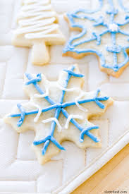 soft baked cutout sugar cookies a latte food