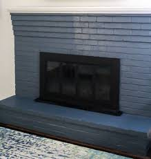 what type of paint finish to use on kitchen cabinets how to paint a brick fireplace the right way lovely etc