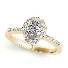 gold pear shaped engagement ring charming yellow gold pear shaped engagement rings 31 for simple