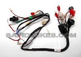 wiring harness platina ks swiss motorcycle parts for bajaj platina