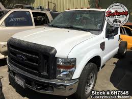 Ford F350 Truck Used - used ford f350 parts 2008 ford f350 xl 6 4l v8 diesel 2wd