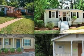 Face Off 4 Rather Tiny Houses For Sale In Atlanta Right Now