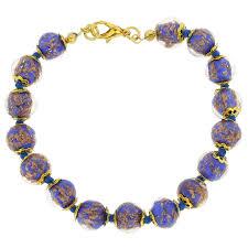 murano bead bracelet images Murano bracelets sommerso murano glass bracelet tender blue jpg