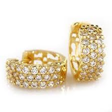hoop earrings gold bling hoop earrings gold silver and black huggie hoop earrings