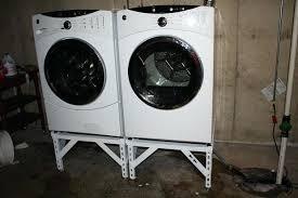 Front Loader Pedestal Lg Washer And Dryer Pedestal Laundry Stand 3wm Front Load Washer