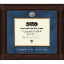 auburn diploma frame us merchant marine academy diploma frame excelsior graduation gift