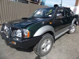 nissan navara 2009 nissan wreckers brisbane 2009 nissan navara total parts plus
