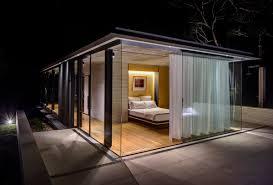 glass floor glass sliding doors floor to ceiling windows glass pavilion in