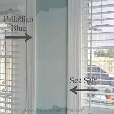sea salt vs palladian blue choose paint colors without regrets
