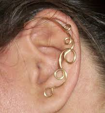 cuff piercing where to buy s ear cuff from the beauty the beast