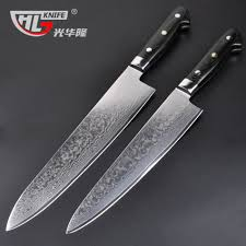 aliexpress com buy ghl 10 5 inch damascus knives new kitchen