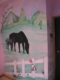 the world s newest photos by mural designs flickr hive mind equestrian horse wall mural mural designs tags horse art wall kids children murals