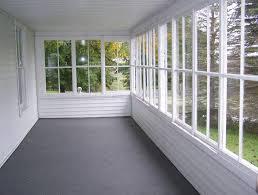 enclosing screened porch ideas