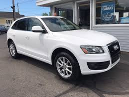 2010 audi q5 3 2 premium white audi q5 in michigan for sale used cars on buysellsearch