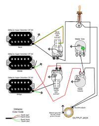 3 humbucker wiring diagram guitar diagrams inside les paul