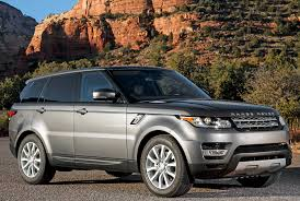 land rover track range rover sport lifts fuel economy with new engine option