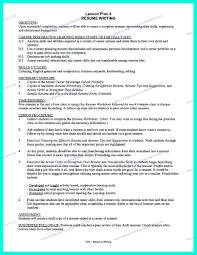 Successful Resume Format The Perfect College Resume Template To Get A Job