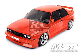 rc car bmw m3 mst ms 01d rtr bmw m3 e30 orange electric drift car 2 4ghz