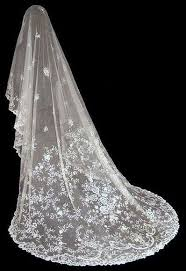 bridal veil lace wedding veils