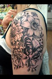 best 25 butterfly sleeve tattoo ideas on pinterest half sleeve