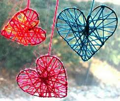 home made decoration 50 hearts decorations homemade gift ideas valentine s day family