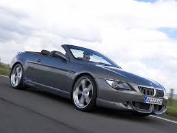 bmw 6 series convertible e64 specs 2004 2005 2006 2007