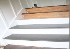 cost of carpeting stairs cheater trick for getting rid of carpet