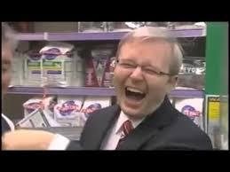 Kevin Rudd Meme - rove kevin rudd laugh youtube