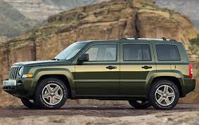 2007 jeep patriot information and photos zombiedrive