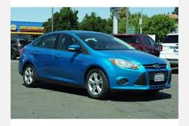 2013 Ford Focus Interior Dimensions Used 2013 Ford Focus For Sale Pricing U0026 Features Edmunds