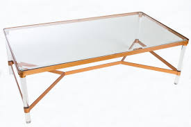 statements by j mireille acrylic coffee table u0026 reviews wayfair