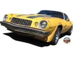 1977 camaro bumblebee bumblebee camaro transformers
