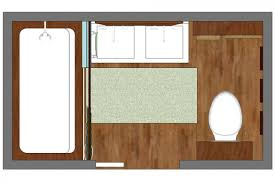 Small Bathroom Redos Modern Small Bathroom Plan Desigining By 3d Software Free Online