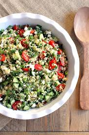 Ina Garten Instagram by Quinoa Tabbouleh With Feta Cheese Two Of A Kind
