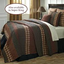 plaid duvet covers canada red cover buffalo