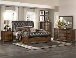 sleigh bedroom set homelegance 1847 brompton lane traditional bedroom set with sleigh bed