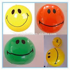 smiley pvc small balls for promotion buy