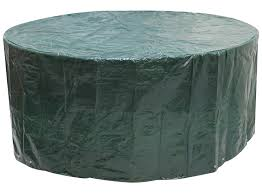 round table woodside rd woodside large round patio set cover covers outdoor value