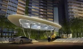 entrance design condominium entrance design google search r condomium gateway