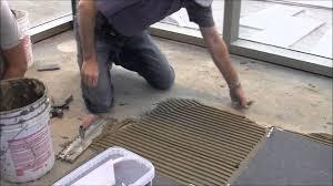trade secrets how to install 60cm 60cm 24 x24 granite tiles