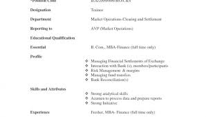 freshers resume sles pdf download mba resume sles free format for template freshers