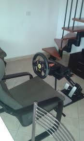 supporto volante guida ps4 passaggio da pad ds4 a volante